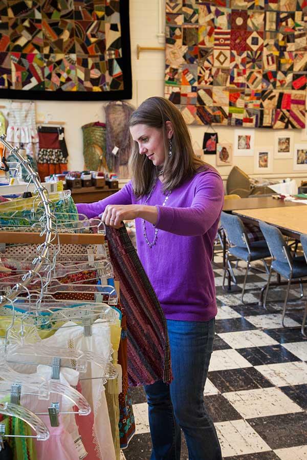 Latimer Quilt Textile Center Oregon