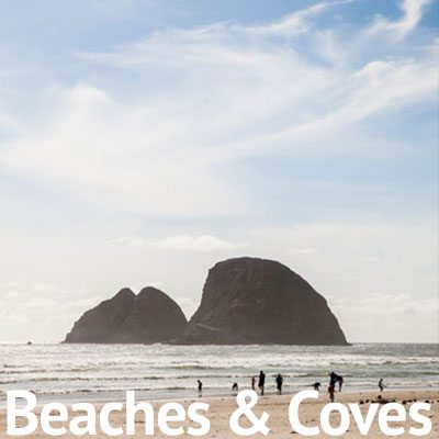 Tillamook Coast Beaches and Coves