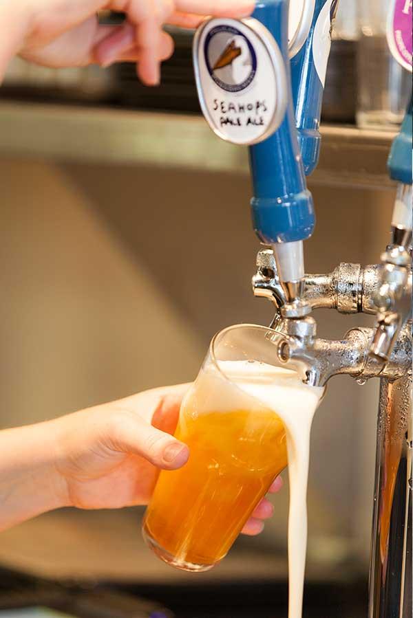 Tillamook Pelican Taproom Beer Brewery