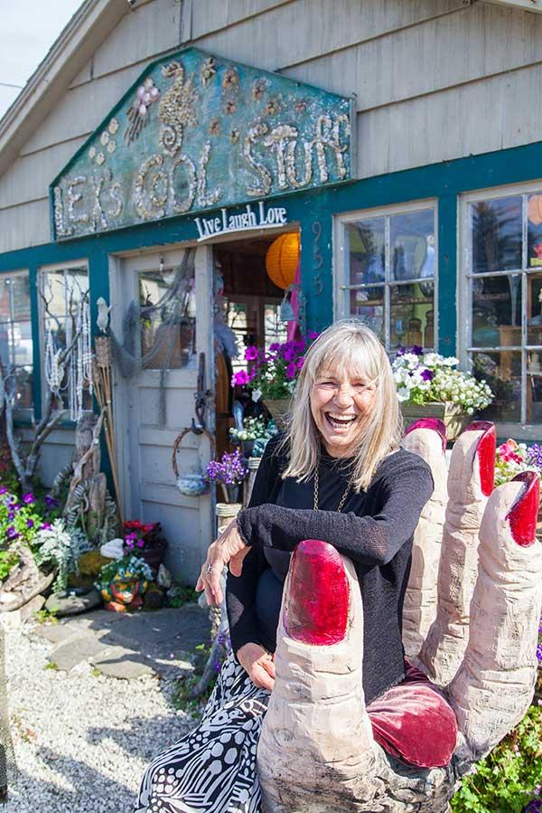 Tillamook County Oceanside Netarts Shopping