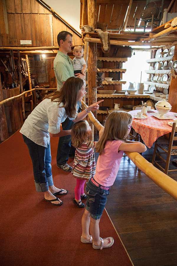 Tillamook County Pioneer Museum Oregon History