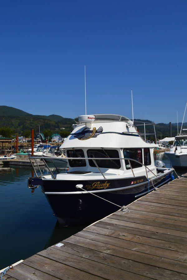 Tillamook Coast Fishing