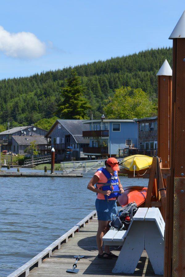 Tillamook Coast Kayaking