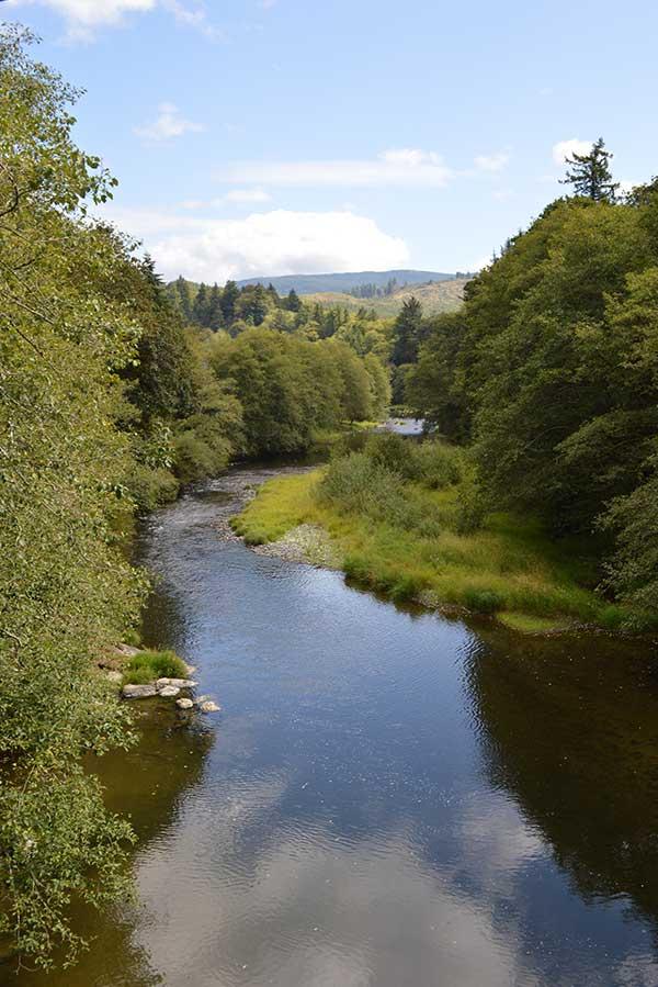 Beaver Oregon Nestucca River