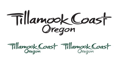 Tillamook Coast Logo Oregon Workmark