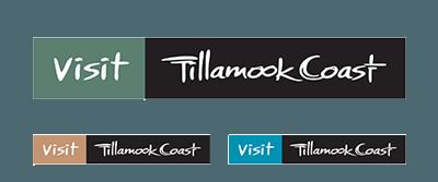 Tillamook Coast Logo Organization Brandmark