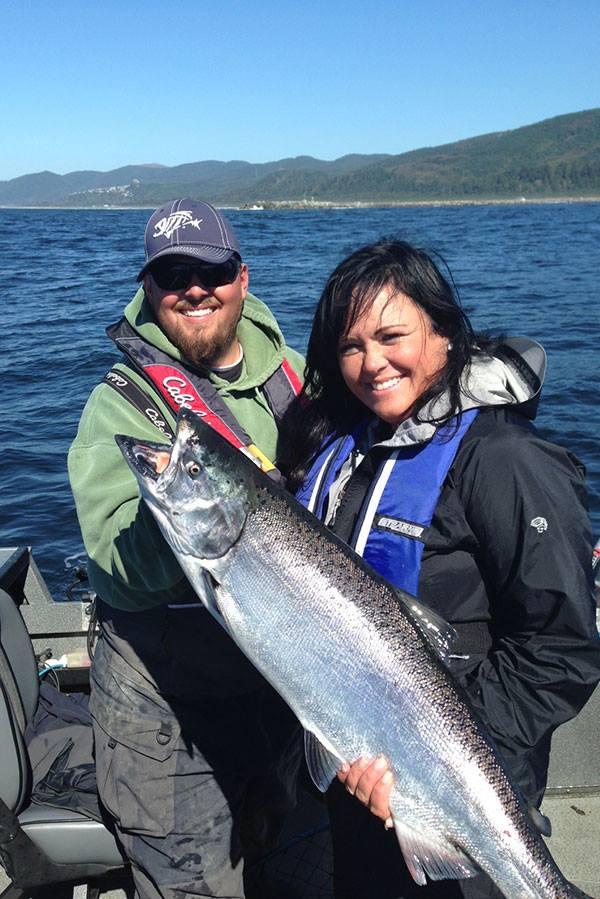 Hire a Fishing Guide & Charter on Oregon Coast | Tillamook