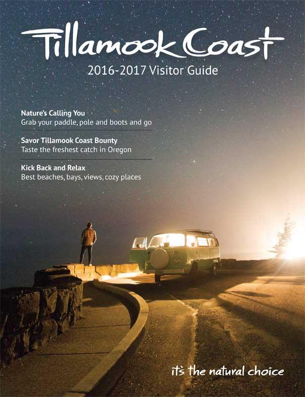 2016-17 Tillamook Coast Visitor Guide