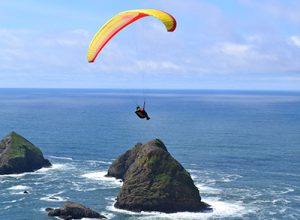 OREGON COAST PARAGLIDING