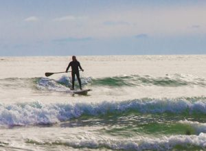 oregon coast SUP