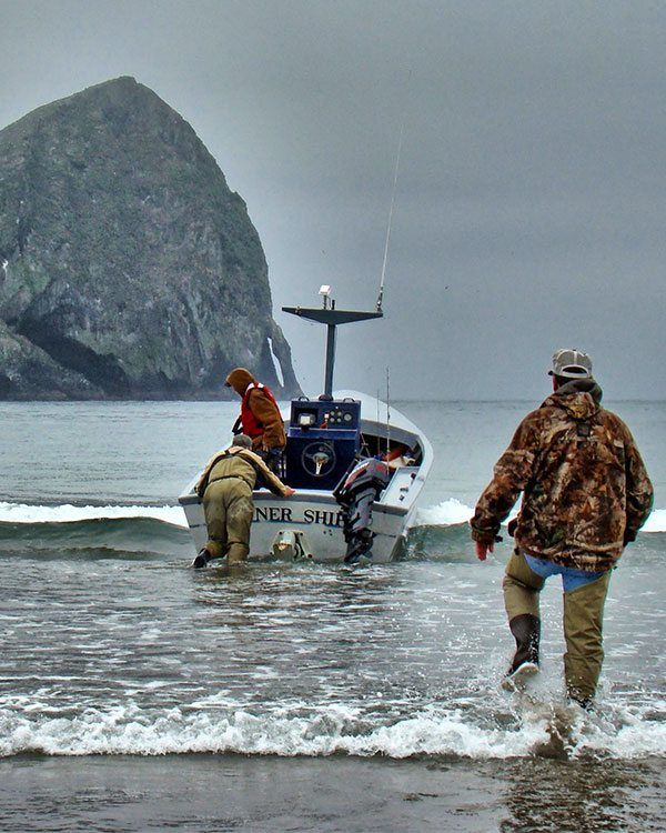 dory boat pacific city oregon coast checkout the