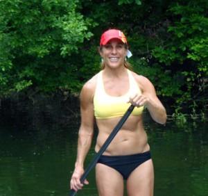 Janice Gaines, owner of SUP Manzanita