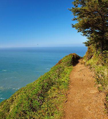 Tillamook Coast Hike