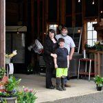 Waylon and Sandra Porter with their son Zachary