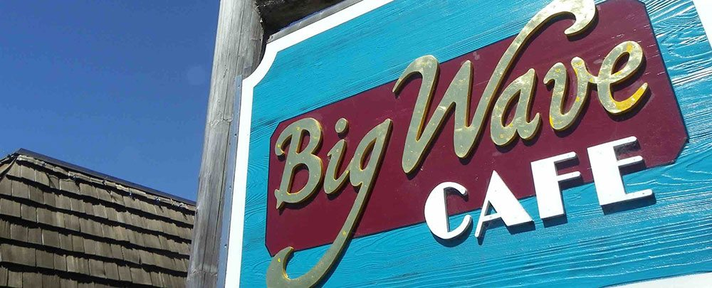 Manzanita Big Wave Cafe