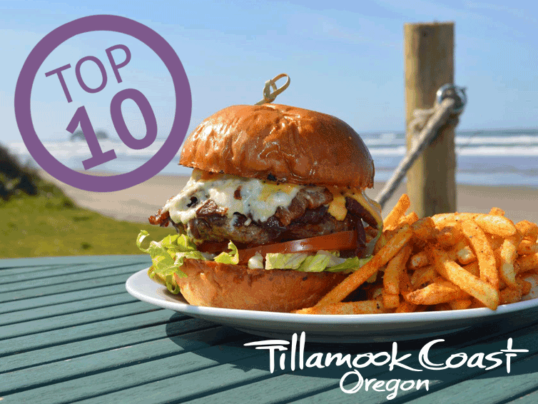 top 10 burgers