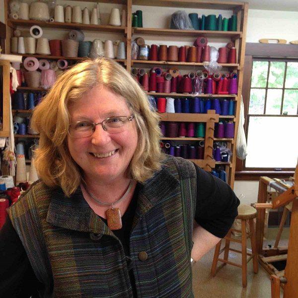 Karen Gelbard is nationally known as The Oregon Weaver.