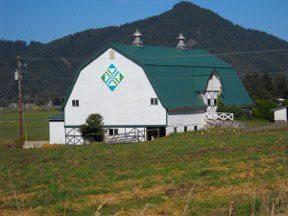 Obrist Farm Barn