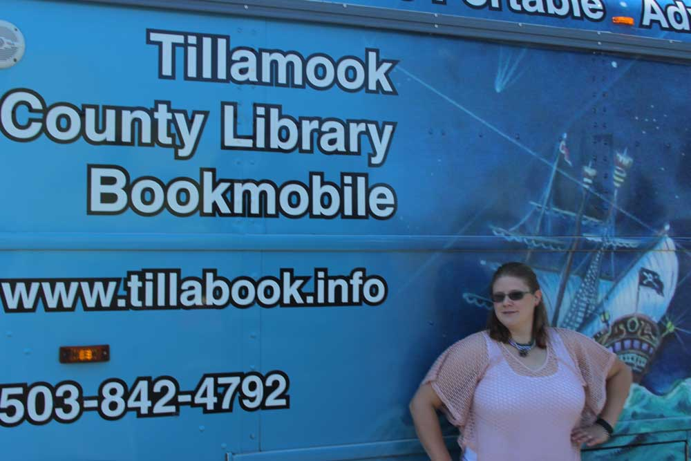 Tillamook County Library Bookmobile