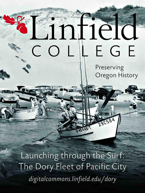 Linfield College exhibit