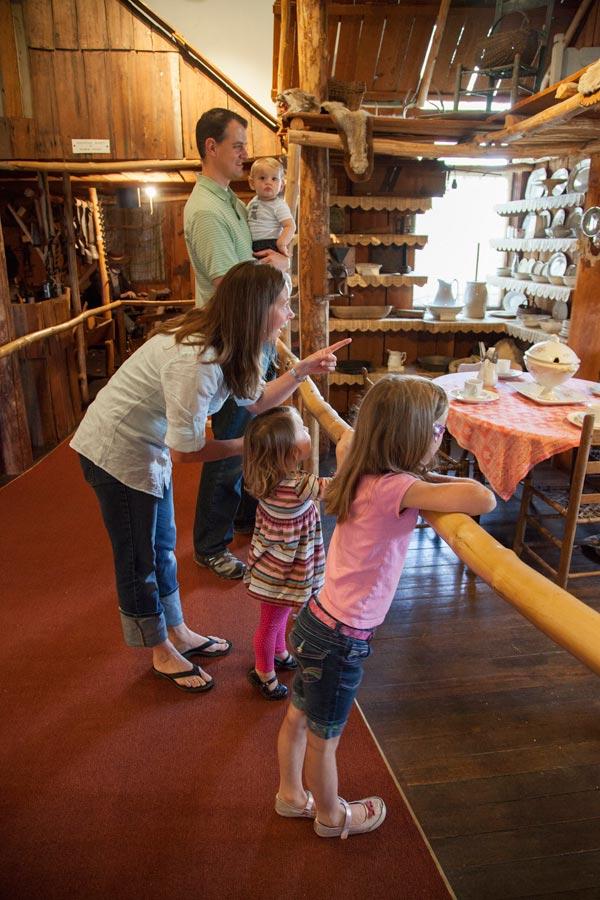 Pioneer Museum Oregon Coast