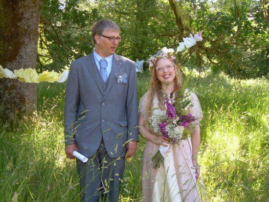 Tillamook Coast wedding