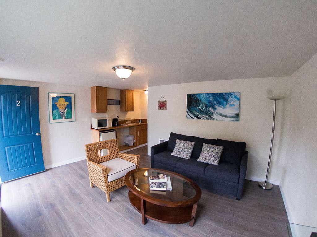 Netarts Surf Inn room