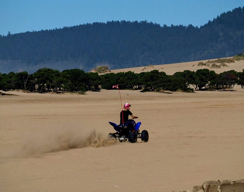Sand Lake dunes