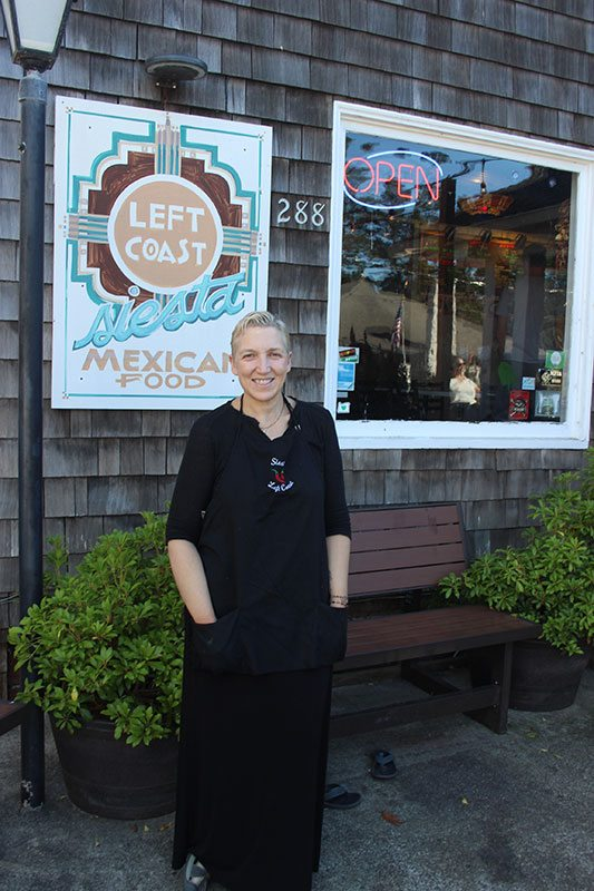 Left Coast Siesta Owner Lynn Kyriss