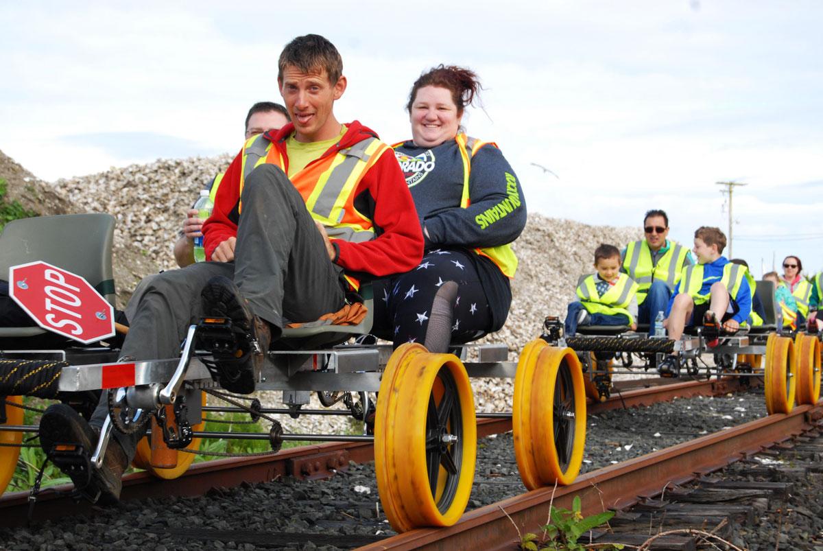 Oregon Coast Railriders