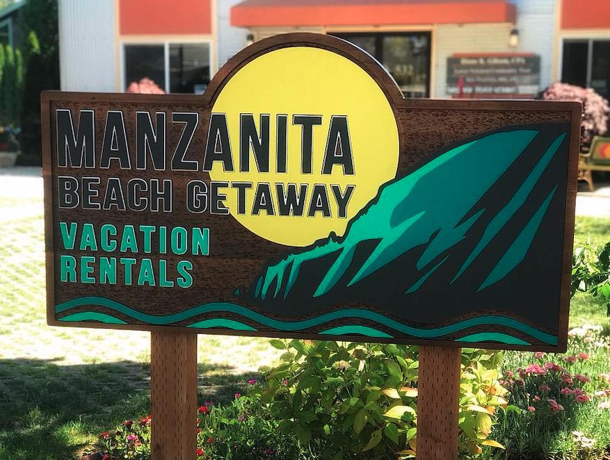 Manzanita Beach Getaway Rentals