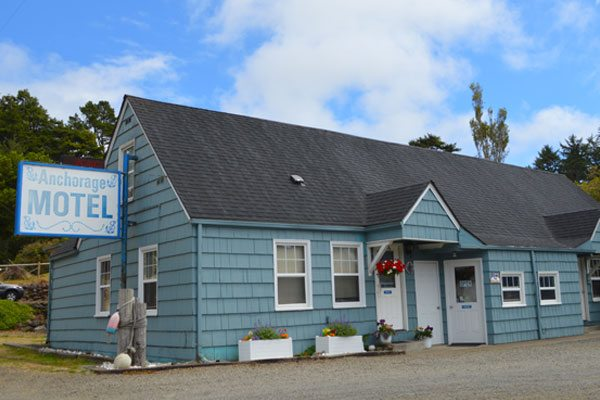 Exterior of the main office in Tillamook County