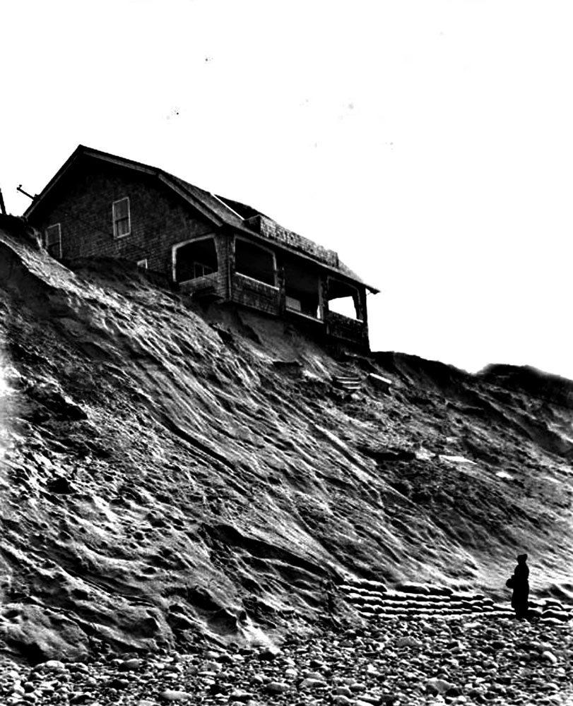 Bayocean-House-Sandbags