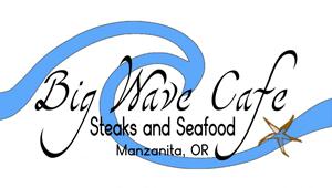Big Wave Cafe logo