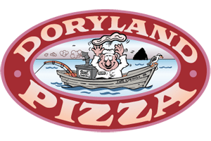 Doryland Pizza logo
