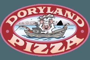 Doryland Pizza logo