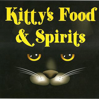 Kitty's Food & Spirits logo