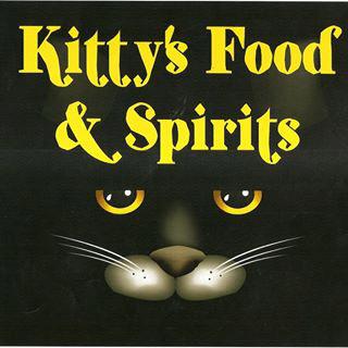 Kitty's Food & Spirits logo