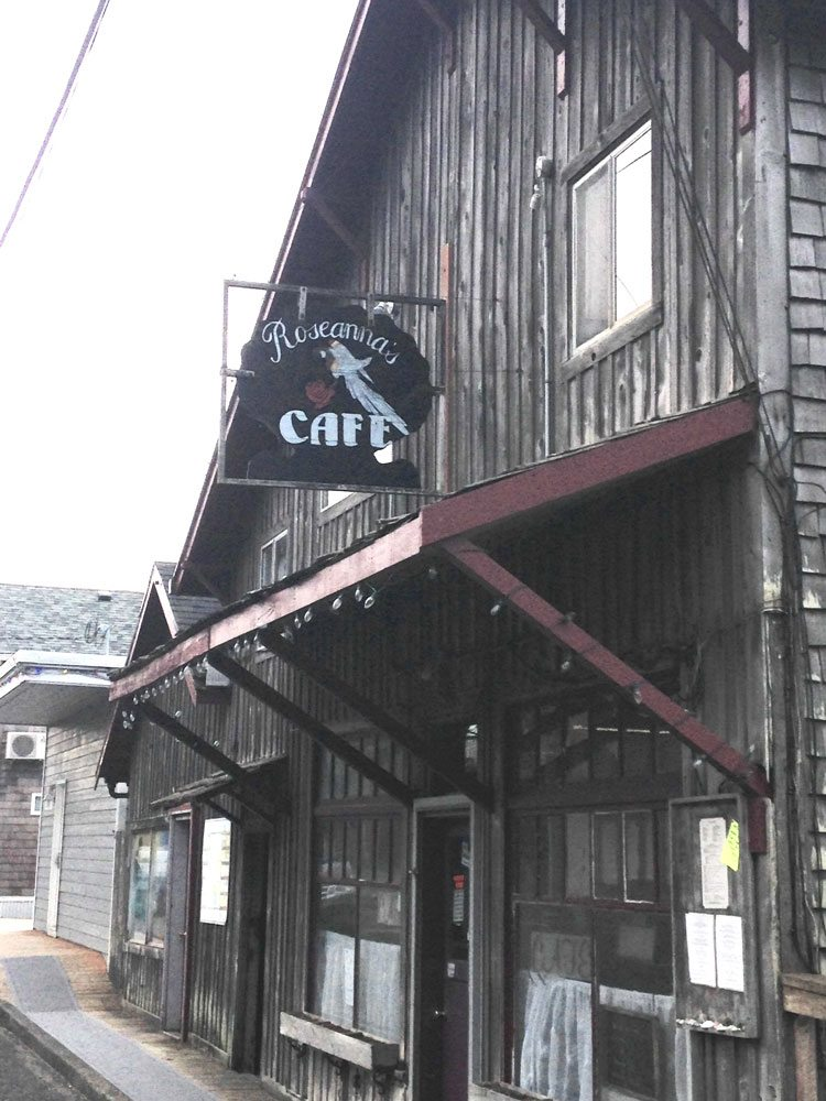 Roseanna's Café Oceanside