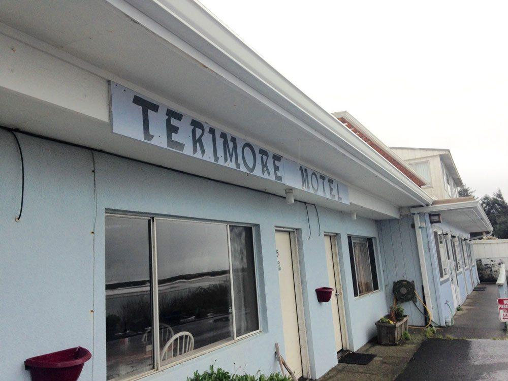 Terimore Motel Ben and Priscilla