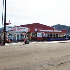 Streetview of Fisherman's Korner Restaurant
