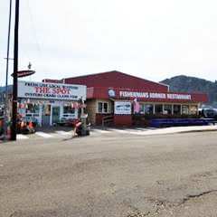 Streetview of Fisherman's Korner Restaurant