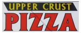 Upper Crust Pizza logo