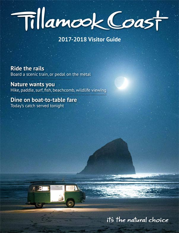 2017-2018 Tillamook Coast Visitor's Guide