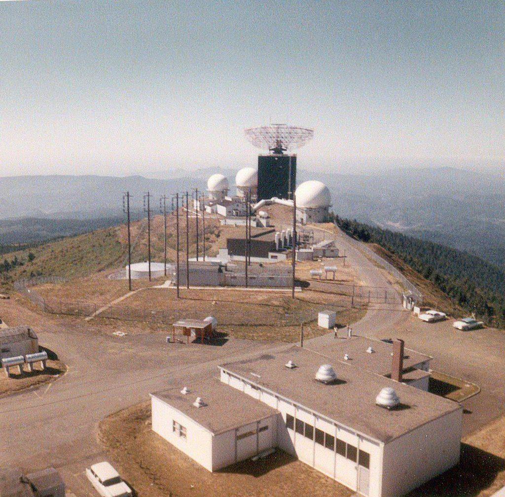 Air Force General Surveillance Radar Station