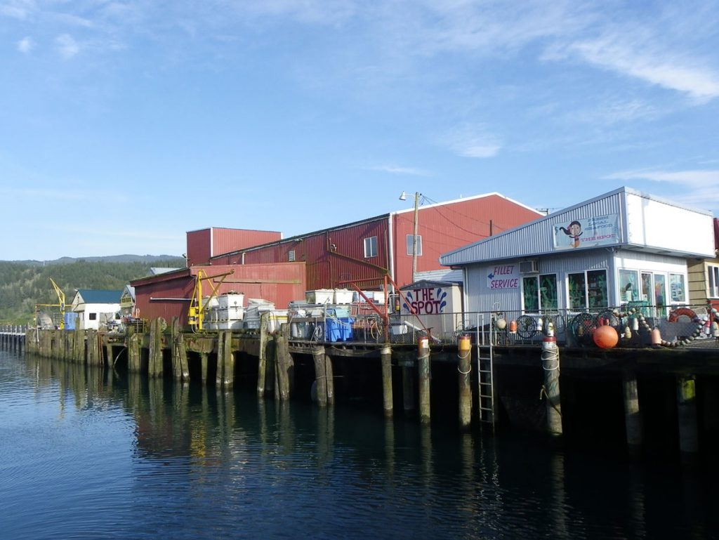 Garibaldi Harbor Docks