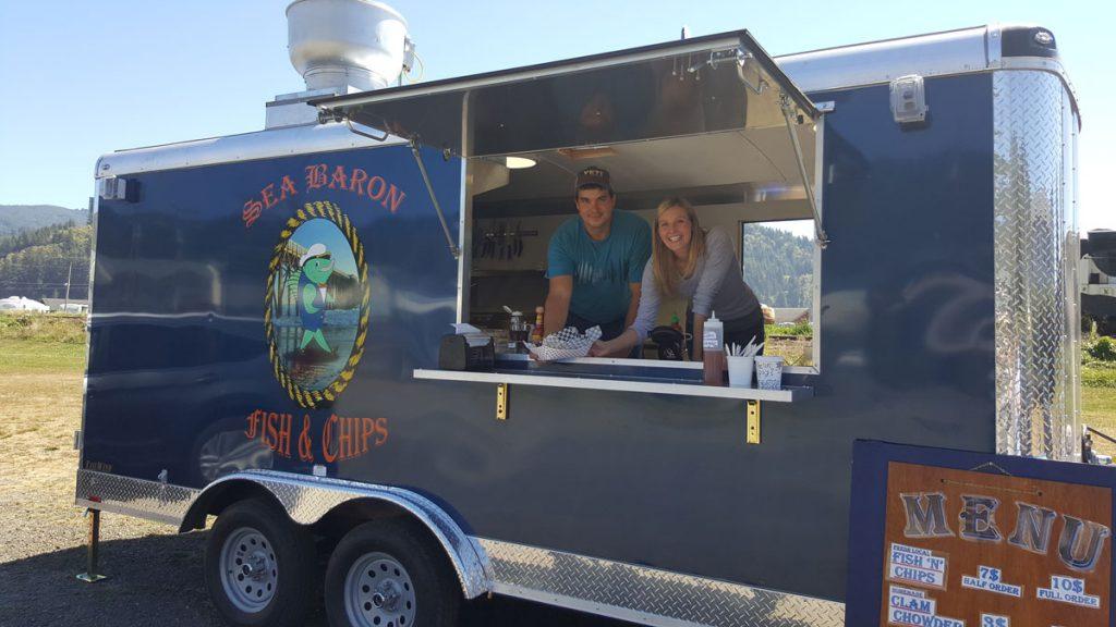 Sea Baron Fish and Chips