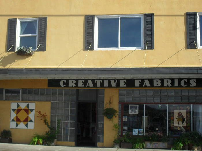 Creative Fabrics Wheeler