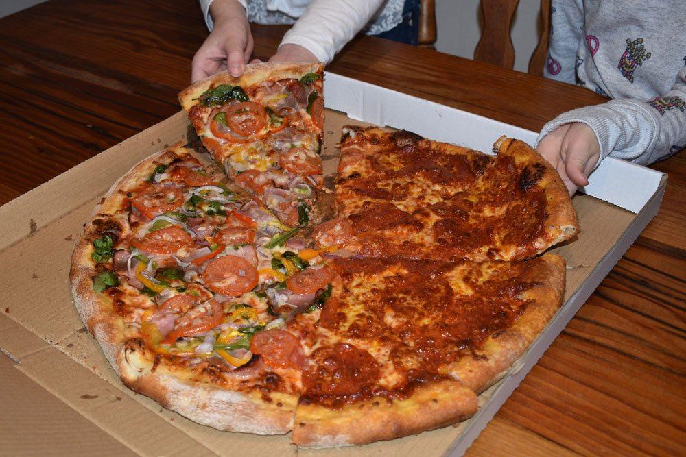 Marzano's Pizza Pie