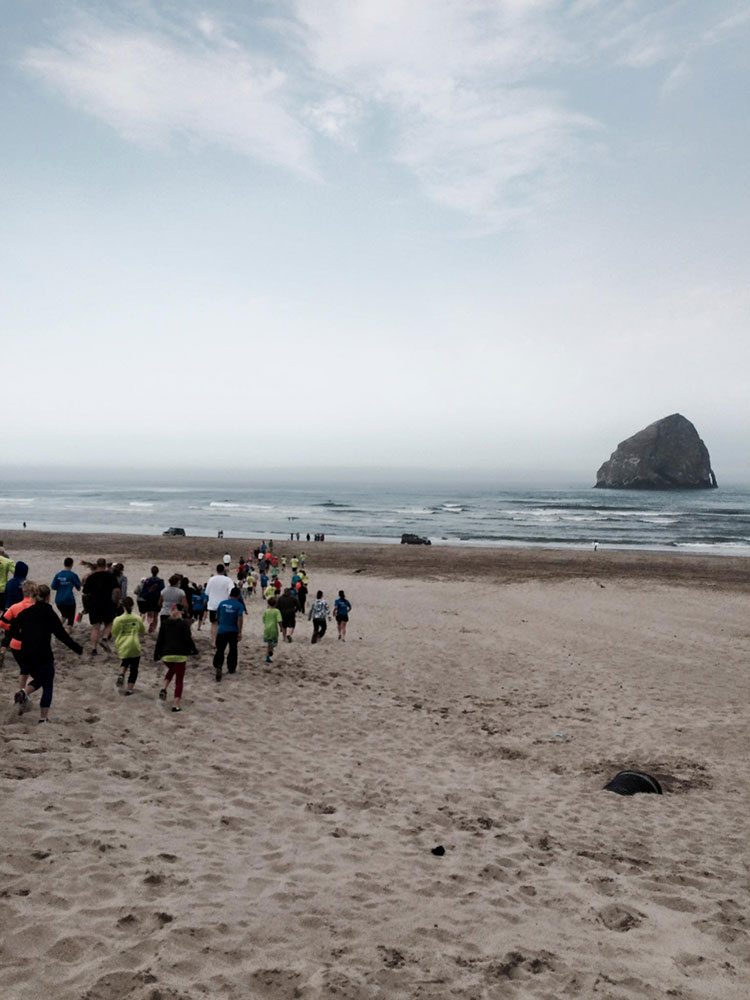 Pacific City Beach Challenge